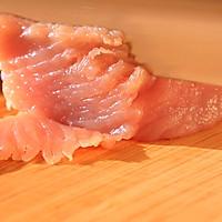 水煮肉片—迷迭香的做法图解1