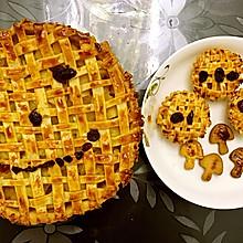 酸甜可口的苹果派
