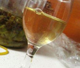 自家酿制白葡萄酒的做法