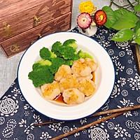 减脂餐:自制虾丸的做法图解11