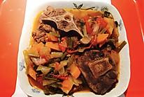 牛尾汤的做法