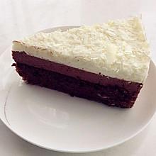 巧克力乳酪慕斯蛋糕