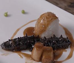 【葱烧海参】吃大葱,果然还是山东人在行!的做法