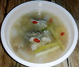冬季抗衰老、补钙炖汤的做法