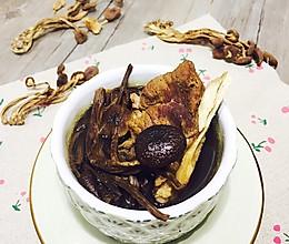 #广东靓汤#茶树菇猪骨汤的做法