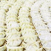 手工韭菜饺子的做法图解7
