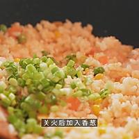 金沙炒饭的做法图解9