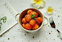 #童年不同样,美食有花样#茄汁鹌鹑蛋的做法