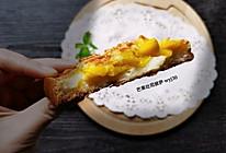#餐桌上的春日限定#芒果吐司披萨的做法