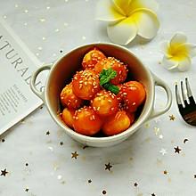 #童年不同样,美食有花样#茄汁鹌鹑蛋