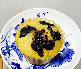 香蕉麦芬--低脂低油,弥漫香味的极简易烘焙蛋糕的做法