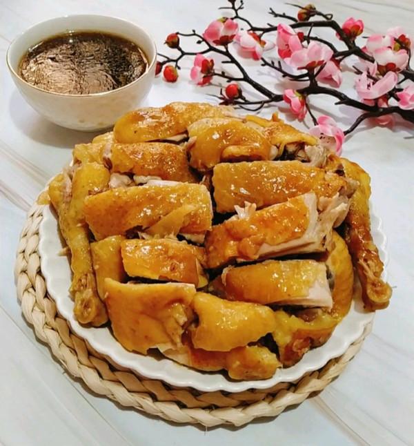福气年夜菜丨唇齿留香的葱香酱油鸡