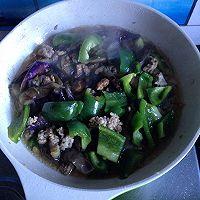 #菁选酱油试用#肉末茄子煲的做法图解12