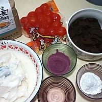 蛋黄豆沙酥皮月饼#手作月饼#的做法图解1