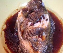 清蒸罗非鱼的做法