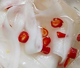 网红腌萝卜的做法