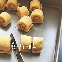 肉松蛋糕卷(迷你)的做法图解19