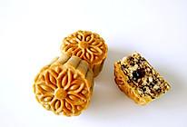 广式五仁月饼蜂蜜版(不用转化糖浆)的做法