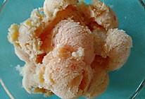西瓜荔枝冰淇淋的做法