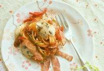 番茄肉酱意大利宽面♡的做法