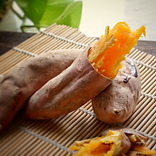 #一人一道拿手菜#烤红薯