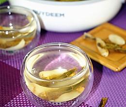 【麦冬石斛茶】养阴和胃,清热润肺的做法