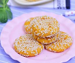 红薯芝心小饼 宝宝辅食食谱的做法