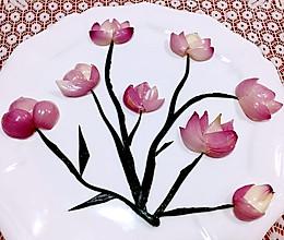 心有莲花#浪漫樱花季#的做法