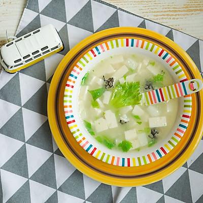 白玉鳕鱼浓汤
