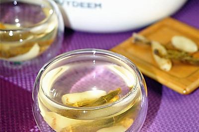 【麦冬石斛茶】养阴和胃,清热润肺