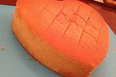 最详细的海绵蛋糕制法