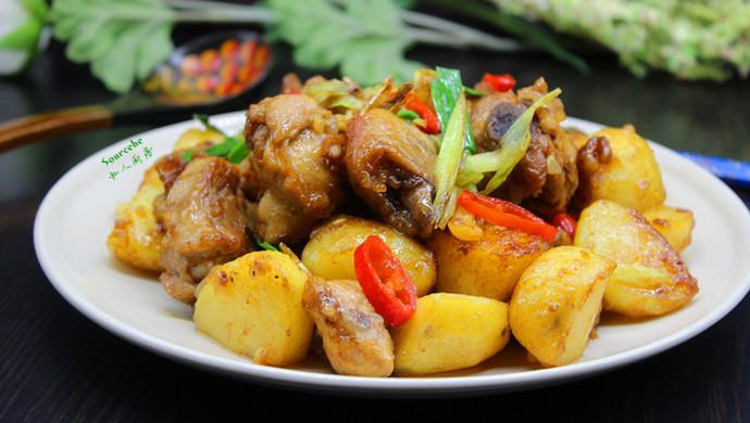 【新品】土豆焖鸡腿