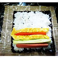 零厨艺------简单寿司的做法图解8