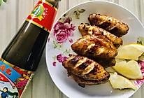 #李锦记旧庄蚝油鲜蚝鲜煮#蚝油鸡翅的做法