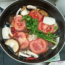菌汤番茄小火锅