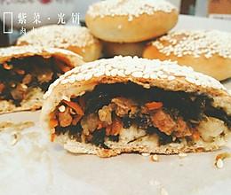 紫菜光饼,也叫福州肉烧的做法