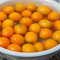 蜜制金桔--止咳平喘小能手的做法图解1