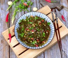 #餐桌上的春日限定#5分钟凉拌菜~酸辣海带丝的做法