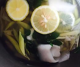 香茅柠檬椰饮的做法