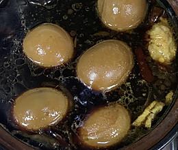 卤水蛋卤水肉卤水猪脷卤水掌翼的做法
