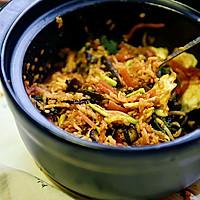 韩国石锅拌饭~的做法图解13