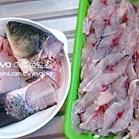 酸菜鱼 超好吃家庭版做法的做法图解2