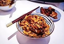 #巨下饭的家常菜#茄子焖面极速版的做法