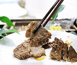 增强体质,做桂花牛肉,防雾霾的做法