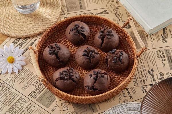 巧克力司康 | 吃的开心就是0卡路里的做法