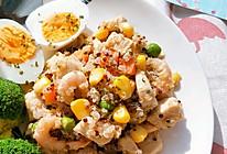藜麦鸡胸肉沙拉的做法
