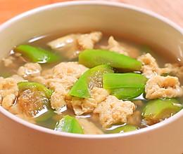 丝瓜蛋汤的做法