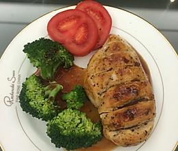 减肥也可以吃的好的减脂增肌餐的做法