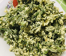 香酥花椒芽的做法