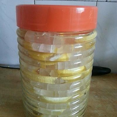 养颜减肥柠檬醋